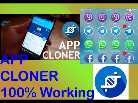 Cloneit Hack How To Use And Download App Cloner In 3min | New Video