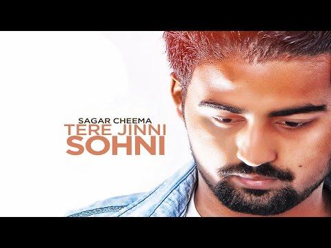 Tere Jinni Sohni | Sagar Cheema | Full Music Video | MP4 Records