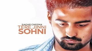 Tere Jinni Sohni | Sagar Cheema | Full Music Video | MP4 Records