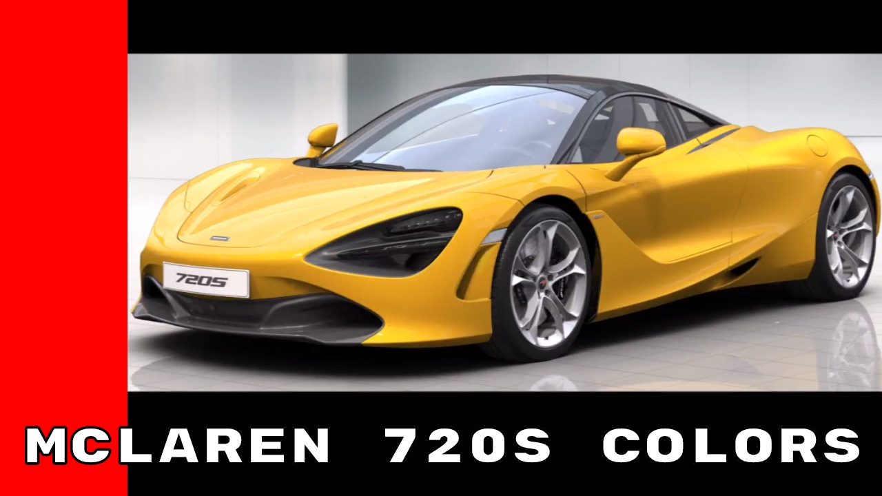 2018 mclaren 720s interior. contemporary interior mclaren 720s colors for 2018 mclaren 720s interior