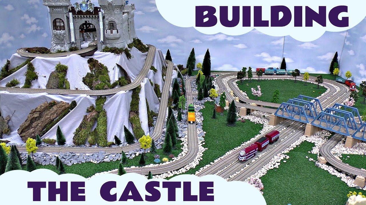 King Of The Railway Kids Toy Thomas The Train Castle