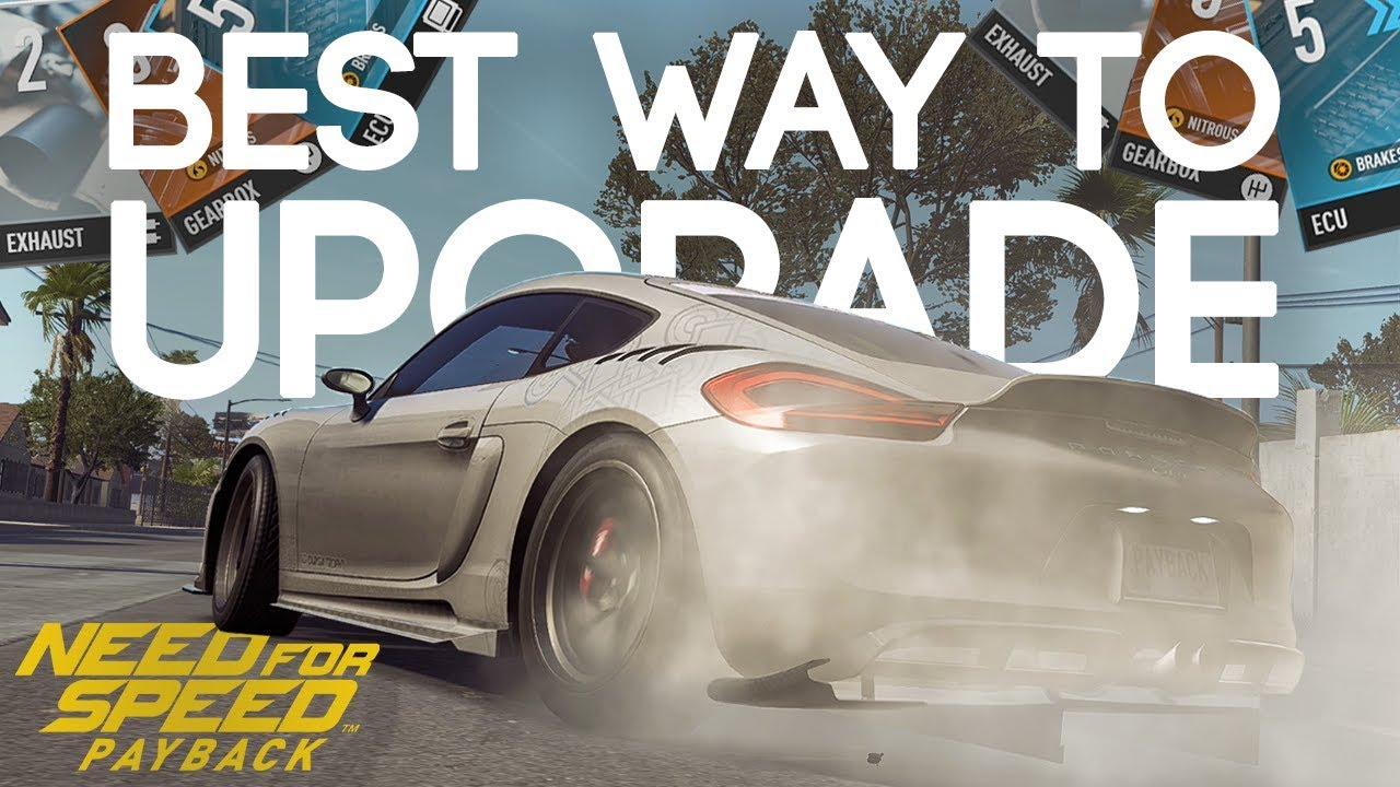 need for speed payback how to upgrade cars best way to level 399 youtube. Black Bedroom Furniture Sets. Home Design Ideas