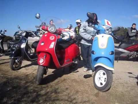 Modern Vespa Ride a Cock - www.Big7sc.com