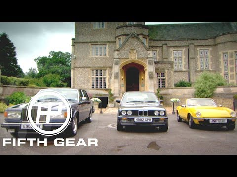 Fifth Gear: Classic Cars Worth More Than Gold?