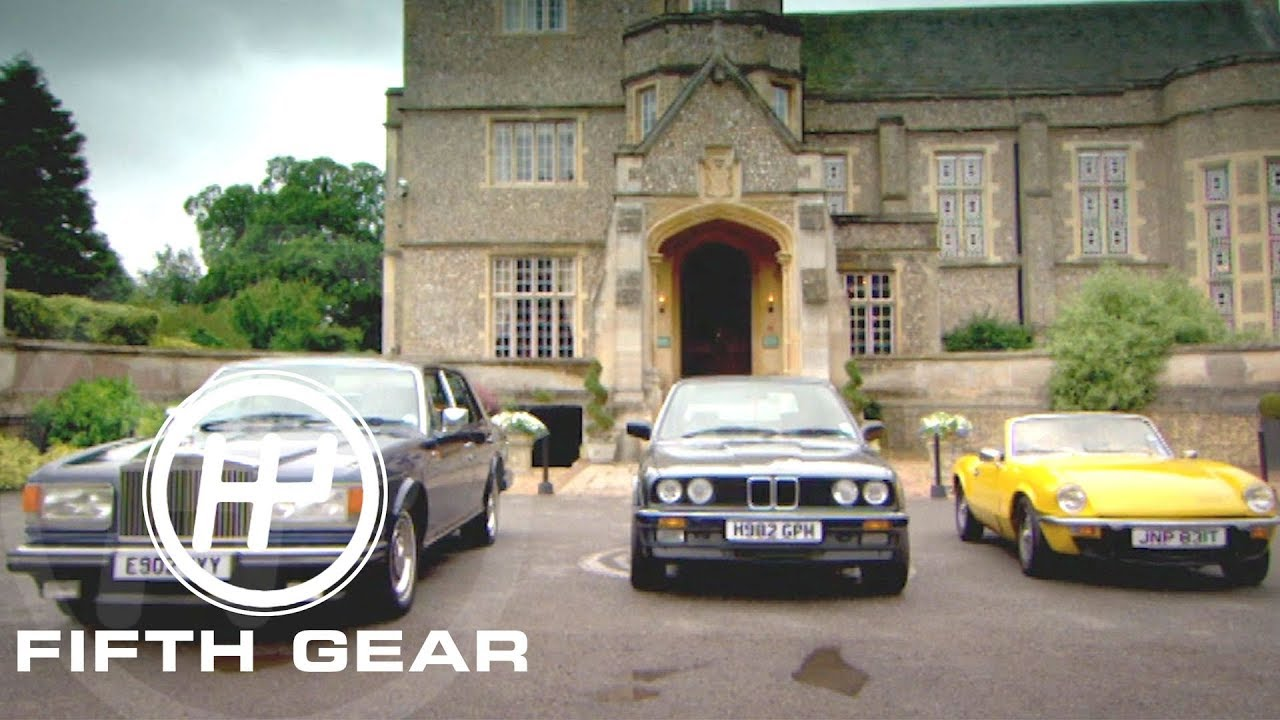 Fifth Gear: Classic Cars Worth More Than Gold? - YouTube