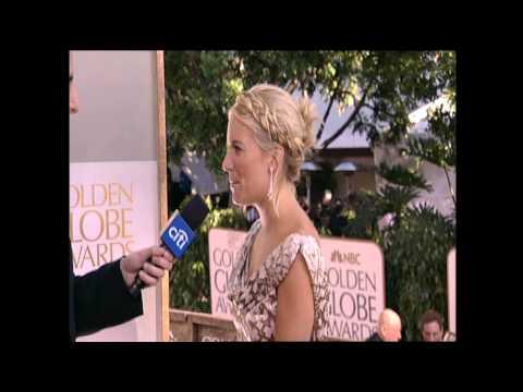Sienna Miller Fashion Snapshot Golden Globes 2007