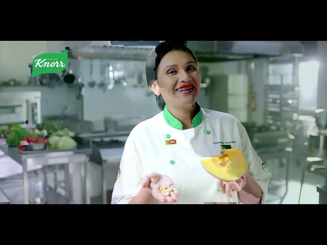 Knorr Fried Rice - Pumpkin & Chicken Fried Rice