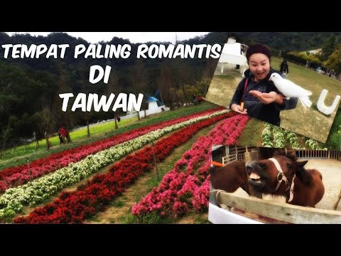 TEMPAT PALING ROMANTIS DI TAIWAN (THE MOST ROMANTIC PLACE IN TAIWAN) TRAVEL WITH ME