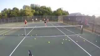 GoPro Tennis Monday Class