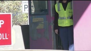 Some toll collectors being laid off, others retiring or getting new jobs