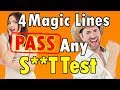 Pass Girl's Shit Tests - 4 Magic Phrases