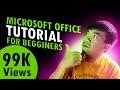 - Microsoft Word Tutorial Tagalog Part#1