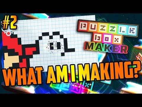 What Am I Making? Puzzle Box Maker #2
