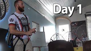 AviatorPPG Paramotor Training Day 1