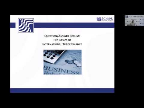 International Trade Finance: What is OFAC?