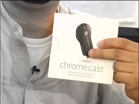 Probamos Google Chrome Cast en la UTB