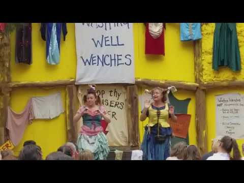 Washing Well Wenches Part 1 (WARNING: CRUDE HUMOR)