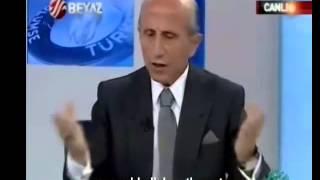 Prof. Yaşar Nuri Öztürk, Cübbeli Ahmet Hoca Efendi Hakkında Konuştu