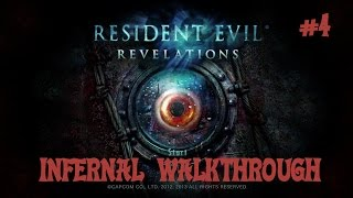 Resident Evil: Revelations [Infernal] Walkthrough - Part 4