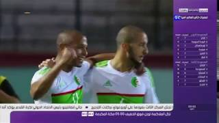 ملخص مباراة الجزائر 1-0 الطوغو  .. هدف 'سفيان هنّي'