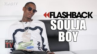 Before Boycotting Gucci, Soulja Boy Got a Gucci Tattoo on His Forehead (Flashback)
