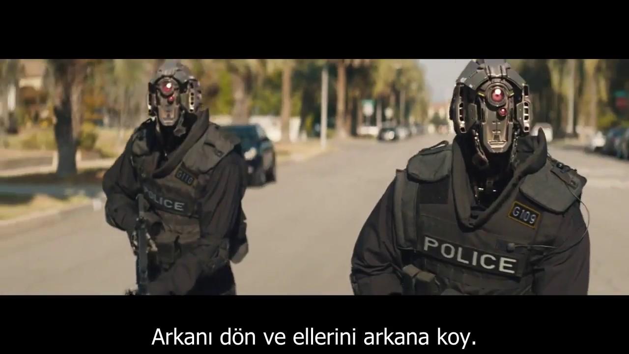 Kısa Bilimkurgu Filmi  Code 8 Türkçe Altyazılı