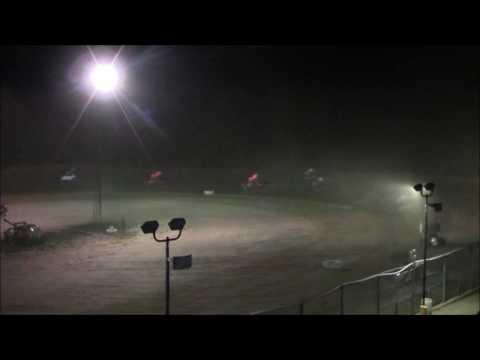 Butler Motor Speedway Sprint Feature 6/3/17