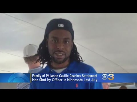 Family Of Philando Castile Reaches Settlement