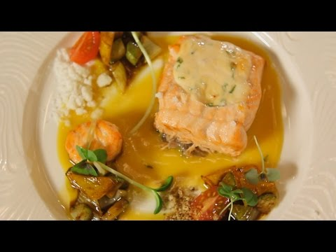 Салат из тунца консервированного пошаговый рецепт с фото