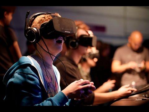 CAVE   Virtual Reality Presentation by Gaurav Ketkar 1