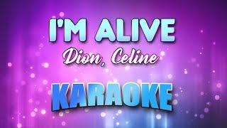 Dion, Celine - I'm Alive (Karaoke & Lyrics)