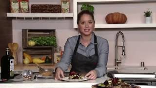 Roasted Brussel Sprouts with Brown Rice and Quinoa with Chef Brooke Williamson | Seeds of Change