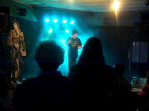 Dave Bolton singing Angel @ Jax Idol Fun song