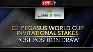 Pegasus World Cup Post Draw Analysis