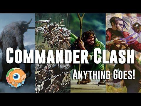 Commander Clash 25: Uril, Marrow-Gnawer, Mangara, Mishra