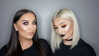 GET READY WITH US (FEAT. NAOMI ALEXANDRA) // MAKEUP BY DELITE