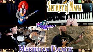 Meridian Dance - Epic Rock - Secret of Mana SNES Final Boss Theme (ft. GregglyPuff and MeridianBC)