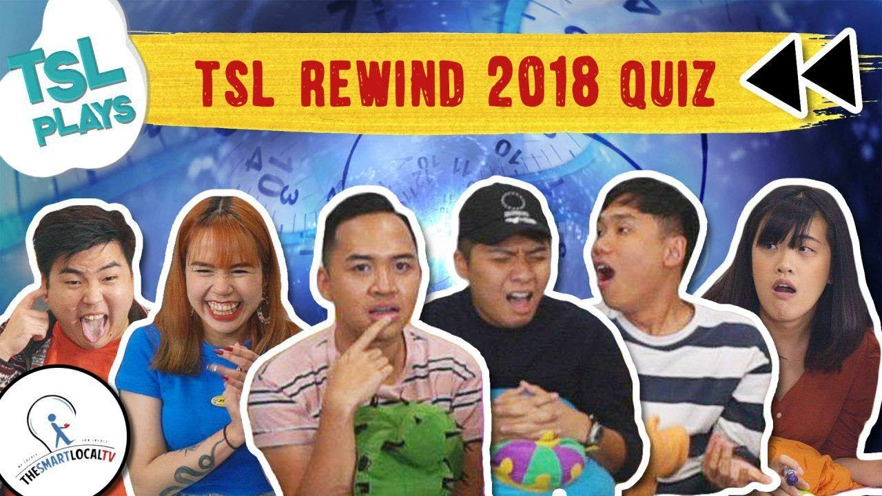 TSL Plays: TSL Rewind 2018 Quiz
