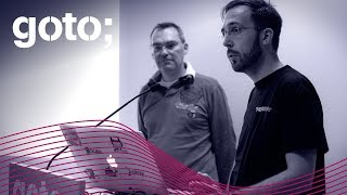 GOTO 2017 • Data Science, Delivered Continuously • Christian Deger & Arif Wider