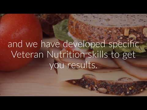 Veteran Nutrition Advice and Services