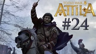 Total War: Attila - The Last Roman - Intelligent Diplomacy? MADNESS!