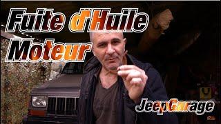 ✅ Fuite Huile moteur, remplacement joint spi de vilebrequin et joint de carter 👌 Episode 5
