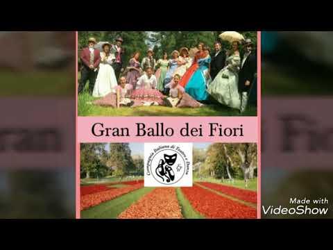 Gran Ballo dei Fiori, Compagnia Italiana di Teatro e Danza