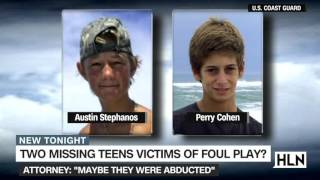 Two teens vanished at sea: foul play or horrible accident?