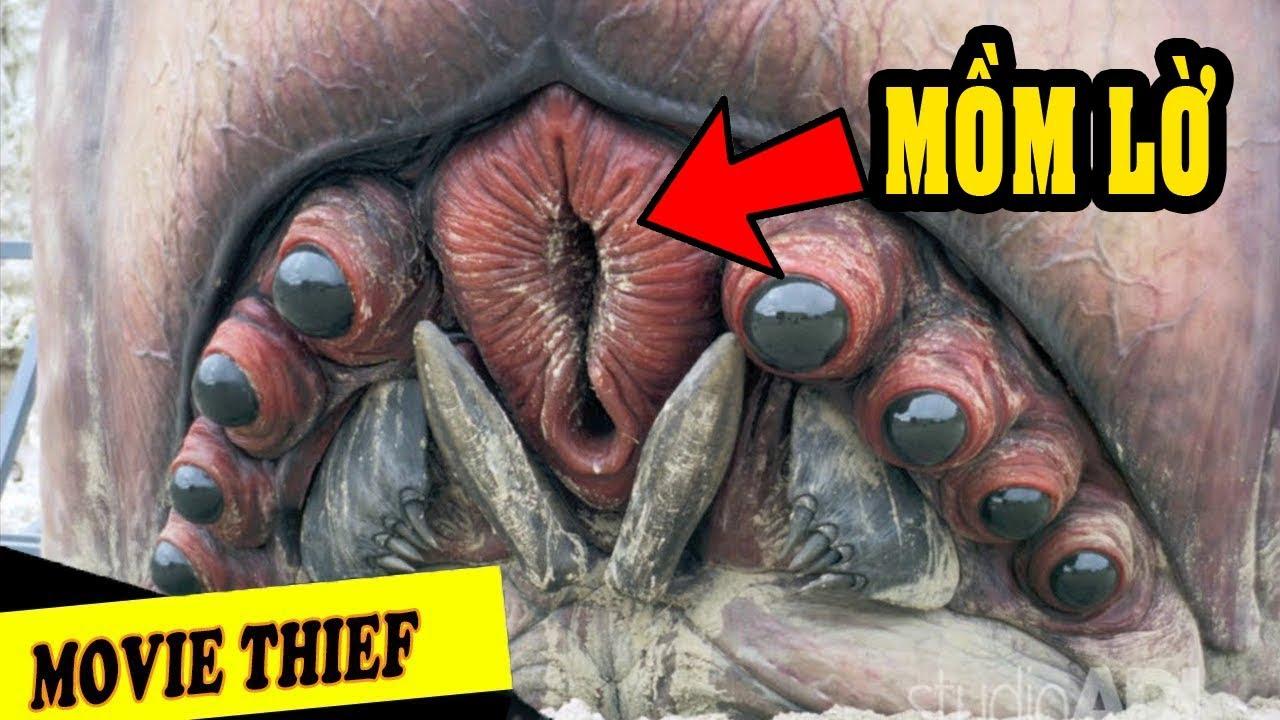 [TỔNG HỢP] Những Bộ Phim Kinh Dị Về Quái Vật Lòng Đất| Underground Monster Movie