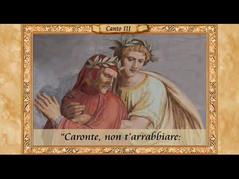 La Divina Commedia in PROSA - Inferno, canto III (3)