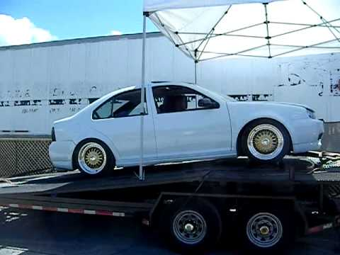 Jetta Supercharged 2.0 on Dyno