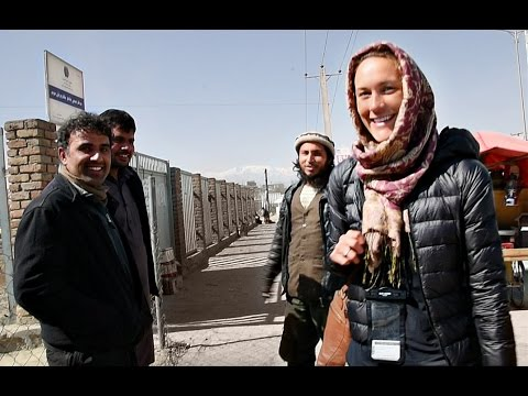 Afghanistan 2016 - A Solo Female Travelers' Perspective | Expedition 196 VLOG