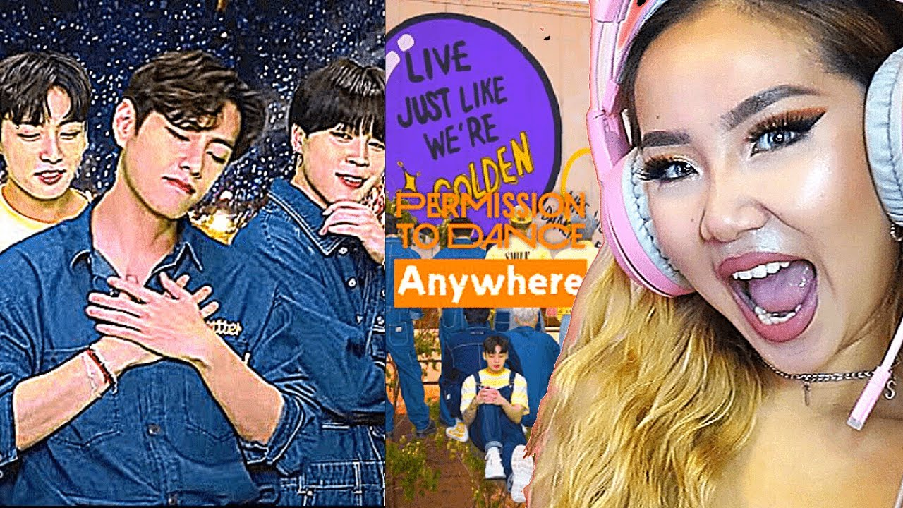 CONCERTS ARE BACK?🤩 BTS 'PERMISSION TO DANCE' ANYWHERE 💜 | REACTION/REVIEW