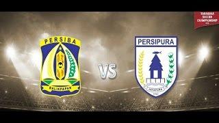 Video Gol Pertandingan Persiba Balikpapan vs Persipura Jayapura